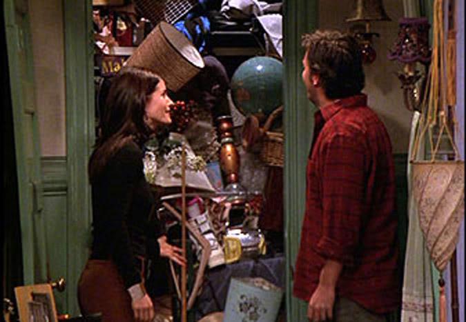 Monica's closet