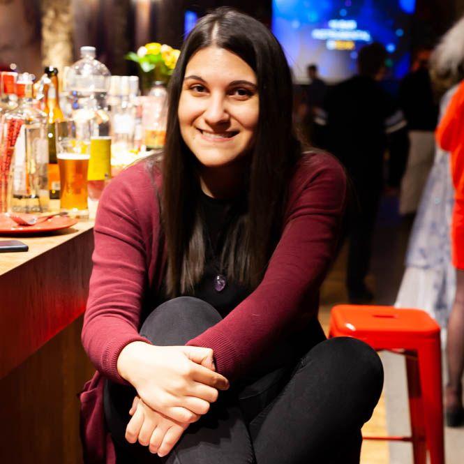 Katerina Kelepouri - UX Designer at Salsita's Picture